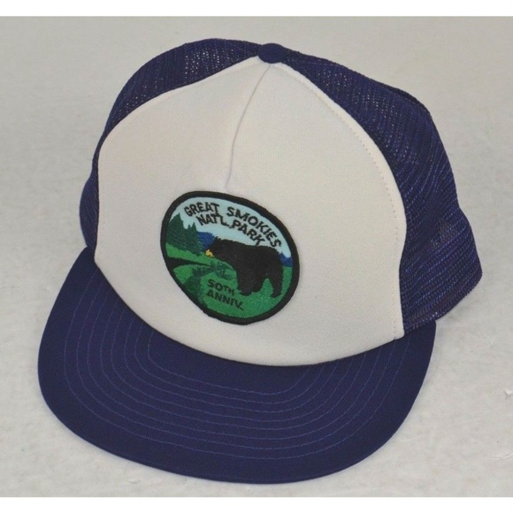 ... Smoky Mountains Trucker Hat. M 5be5e55ce944baf89fb97b04 ce0fa5e16718